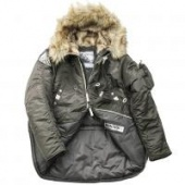 Куртка Аляска Husky Military Olive Night (Nord Denali)