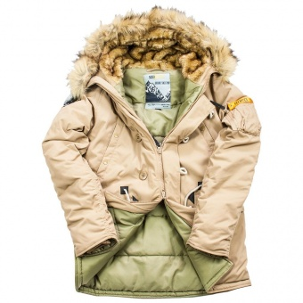 Куртка Аляска Oxford 2.0 Compass Tiger's eye (Nord Denali)